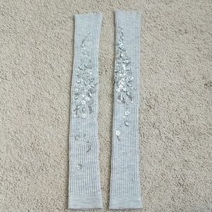 Juicy Couture Bejeweled Arm/Leg Warmer